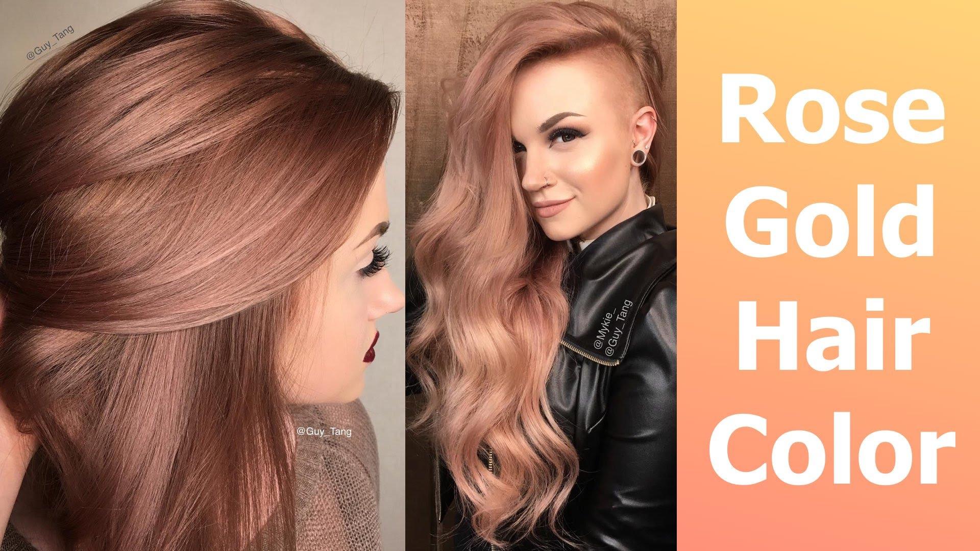 Как сделать волосы золотистого цвета
