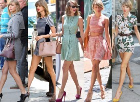 LA MODA VERSATIL DE TAYLOR SWIFT