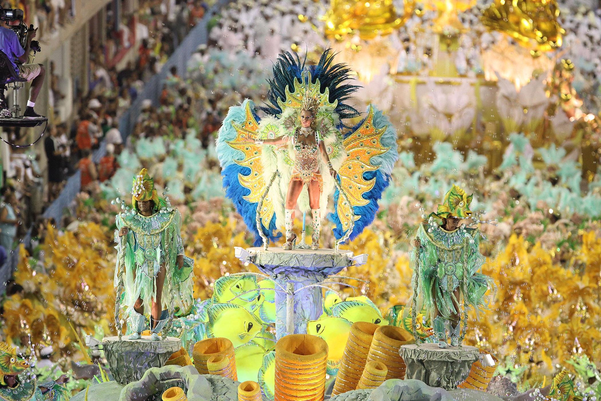 Los Mejores Carnavales Del Mundo - Carnavales-del-mundo