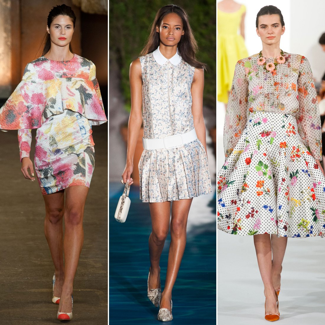 top 5 trends from new york fashion week spring 2017