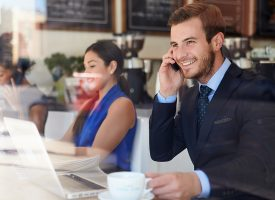 Why you work better in coffee shops