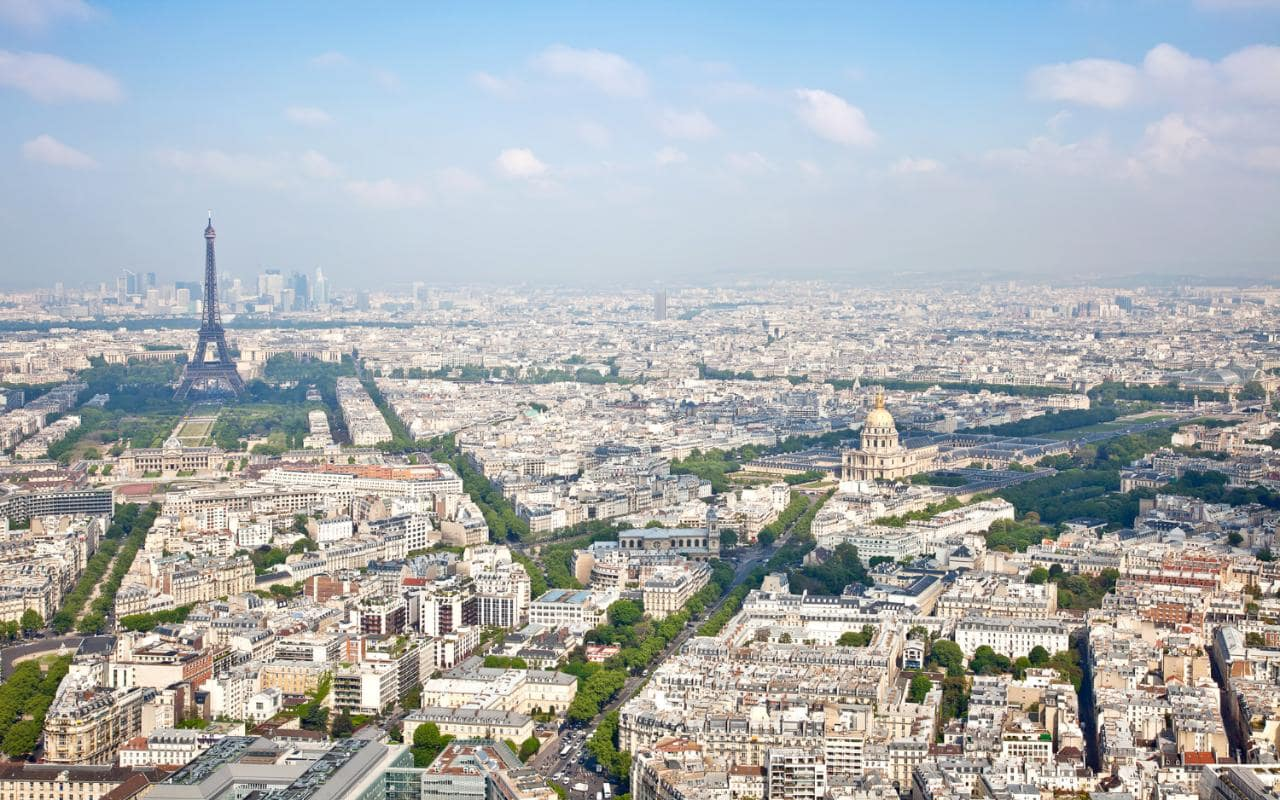 10 reasons for fall in love with paris for Photo de paris