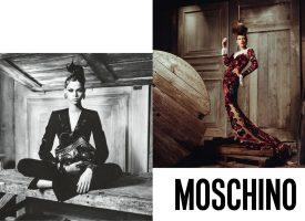 Moschino's Fall 2017 Campaign