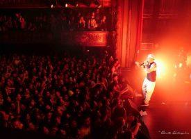 "EXPLOSIVO COMIENZO PARA EL TOUR DE ""RESIDENTE"" EN EUROPA"
