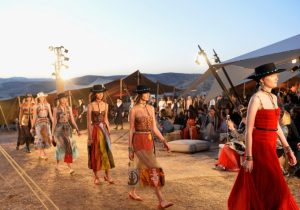 Dior's Unic Tribute to The West