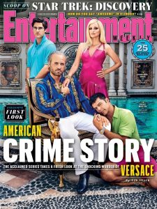 """The Cast of """"The Assassination of Gianni Versace"""" Covers Entertainment Weekly"""