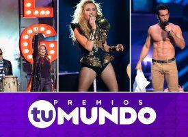 Nominados a los Premios Tu Mundo 2017 – Telemundo