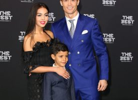 Cristiano Ronaldo announces he has become dad of  baby twins