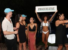 Miami's Hottest Post Swim Week Event: Madstudios Summertime Madness at SLS Hotel