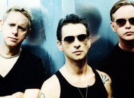Depeche Mode expanding their tour due to massive demand