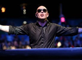 DALE! Pitbull sends plane to Puerto Rico to rescue cancer patients