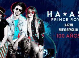 """HA*ASH JUNTO A PRINCE ROYCE LANZAN EL VIDEO CLIP DEL SENCILLO """"100 AÑOS"""""""