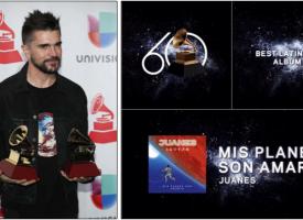 El primer álbum visual de Juanes