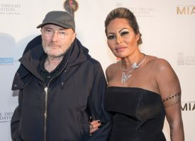 Phil Collins 3rd annual Dreaming on the Beach Gala