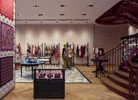 Gucci Opens in Miami's Design District