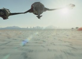 Tour Guide Locations Star Wars: The Last Jedi