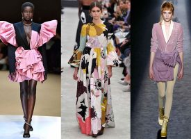 Alexander McQueen – PARIS FASHION WEEK