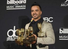 LUIS FONSI CONQUISTA LOS BILLBOARD AWARDS 2018