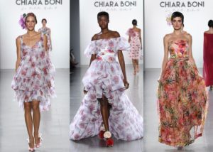 New York Fashion Week - CHIARA BONI Spring/Summer 2019