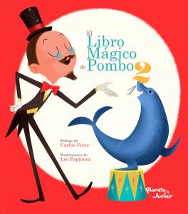 CARLOS VIVES lanza libro musical infantil