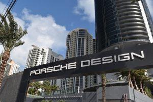 La residencia de Porsche en Miami