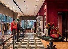 Gucci Opens in Miami's Design District